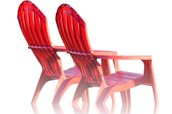 Red Chairs in National Parks